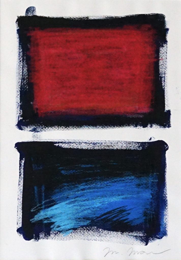 赤と青の憂鬱